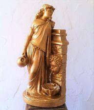 Statue ancienne signée XIX