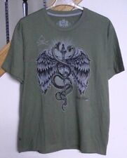 "Marc Ecko Cut & Sew ""Serpent Wing"" T-Shirt"