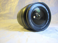 Canon Zoom EFS 18-55mm 1:3.5-5.6 IS 58mm Lens (Image Stabilizer)