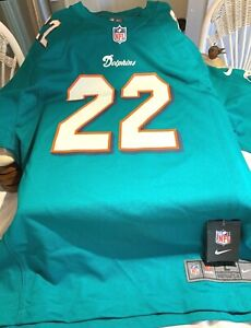Nike NFL Players Jersey Miami Dolphins Reggie Bush #22 L