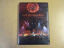 MUSIC DVD / WHITESNAKE - LIVE IN JAPAN