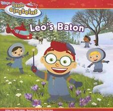 Disney's Little Einsteins: Leo's Baton (Disney's Little Einsteins (8x8)) by Marc