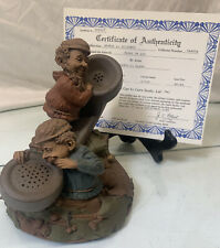 Moore Or Les-R 1985~Tom Clark Gnome~Cairn Item #44~Mold# 70 With Coa & Signed