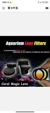 Coral Colour Lens Reef Aquarium Photography Camera Filter Tablet Marine Filters