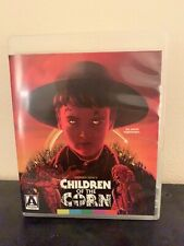 Children of the Corn special edition blu ray Arrow Video Stephen King