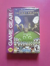 Jeu Neuf Caesars Palace Import US - GG - Game Gear
