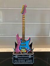 "Guitar Mania Cleveland ""Animato"" Mini Fender Guitar (#1042)"