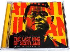 soundtrack, The Last King Of Scotland, Original Soundtrack CD