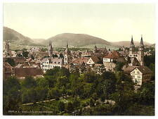 Goslar And Georgenberg Hartz A4 Photo Print