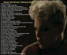Promo Video Compilation, Blazin Hot Groove February 2013, NEW DVD! ONLY on Ebay!