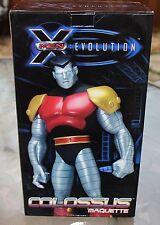 "X-Men Evolution Colossus Maquette 12 ½"" Statue Bust Artist Proof Limited 200 NIB"