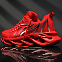 Men's Shoes Casual Breathable Athletic Sports Walking Tennis Running Sneakers
