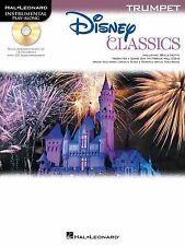 Disney Classics For Trumpet - Instrumental Play-Along  CDPkg