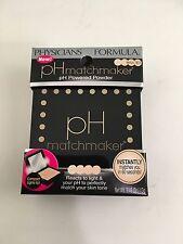 Physicians Formula pH Matchmaker pH Powered Powder, Medium, Lights Up!