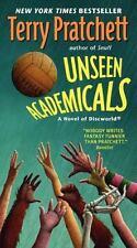 Unseen Academicals: A Novel of Discworld  - Audiobook
