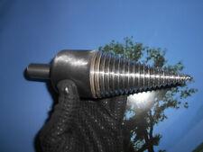 Kegelspalter Holzspalter Drillkegel rechts 57mm bohrer wood cone  log splitter