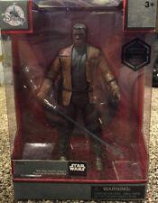 Star Wars Elite Series FINN Disney Store Die Cast Figure Lightstaber Light Saber