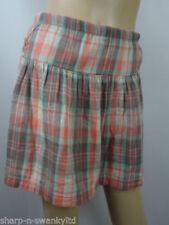 Faldas de mujer corto en 100% algodón
