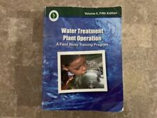 Water Treatment Plant Operation, Volume 2 Paperback