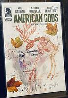 Gaiman's American Gods: My Ainsel #2B Mack Variant NM 2018 Dark Horse Comics C2
