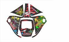3M SPEEDGLAS 9100 V X XX AUTO SW JIG WELDING HELMET WRAP DECAL STICKER mx logos