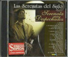 Las Serenatas del Siglo Serenata Para Despechados Latin Music CD