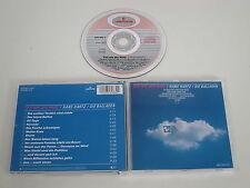 HANS HARTZ/DIE BALLADEN/FREI WIE DER WIND(MERCURY 826 983-2 Q) CD ALBUM