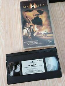 Videocassetta vhs  La mummia