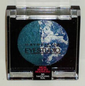 1 MAYBELLINE Eye Studio MARBLEIZED BAKED Duo Eyeshadow  Sealed