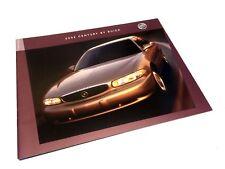2002 Buick Century Brochure