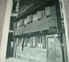 1946 Photo Print ROCKY FARM Westerly Rhode Island PAUL REVERE HOUSE Masachusetts