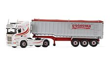 CC13771 Corgi Scania R Highline Bulk Tipper O'Donovan Die-cast Model 1:50