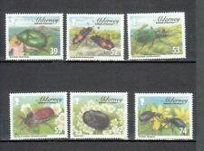 Alderney - 2013 'Beetles' set of 6 stamps - MNH - SG A481/6