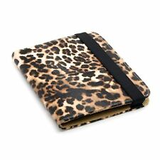 Leopard Print PU Leather Shell Case Cover Handgrip for Amazon Kindle Paperwhite