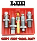 90963 Lee Precision Deluxe Carbide 4 Die Set for 9mm Luger # 90963 Brand New!
