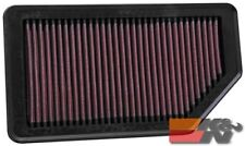 K&N Replacement Air Filter For HYUNDAI ACCENT 1.6L-L4 2012 33-2472