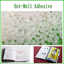 Free Shipping 2.2Lb Melt Thermal Book Binding Glue Pellets Hot Adhesive Binder