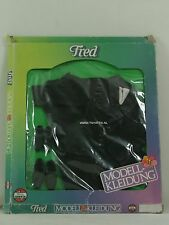 Barbie ken sized fashion fur Fred von Plasty no. 5884 08 NRFB clone fashion new