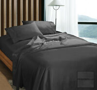 NEW RAMESSES EGYPTIAN COTTON SATEEN SHEET SET - 1100 THREAD COUNT (CS1100)