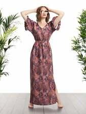 Bright & Beautiful Yana Folk Patchwork Maxi Dress