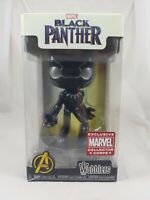 Marvel Funko Wobblers - Black Panther - Collector Corps