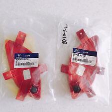 92405 A5100, 92406 A5100 Genuine OEM Rear Bumper Reflector 2pcs Set for HYUNDAI