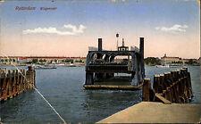 Rotterdam Niederlande Nederland Südholland 1934 Wagenveer Fähre Veerboot Schiff
