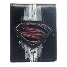 SUPERMAN Wallet Portafoglio New Logo OFFICIAL MERCHANDISE