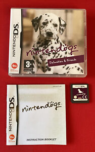Nintendogs Dalmatians & Friends - Nintendo DS - TESTED