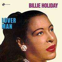 Billie Holiday Loverman 180gm Vinyl LP NEW
