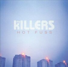 Hot Fuss [Bonus Tracks 1] by The Killers (US) (CD, Mar-2005, Universal Distribu…
