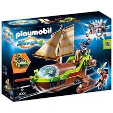 PLAYMOBIL Super 4 Piraten-Chamäleon mit Ruby 9000 Neu & OVP