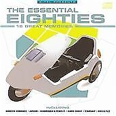 THE ESSENTIAL EIGHTIES - VARIOUS ARTISTS, CD ALBUM, (2004).