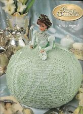 Gems Of The South Collection Miss August Fashion Doll Crochet Pattern Leaflet